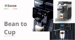 Saeco Bean to Cup Coffee Machines