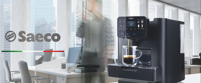 Saeco Coffee Machines with Italian Style and Flair